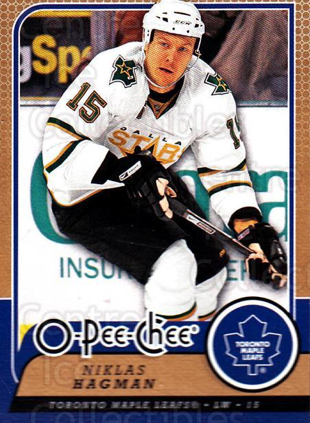 2008-09 O-Pee-chee #291 Niklas Hagman<br/>5 In Stock - $1.00 each - <a href=https://centericecollectibles.foxycart.com/cart?name=2008-09%20O-Pee-chee%20%23291%20Niklas%20Hagman...&quantity_max=5&price=$1.00&code=272781 class=foxycart> Buy it now! </a>