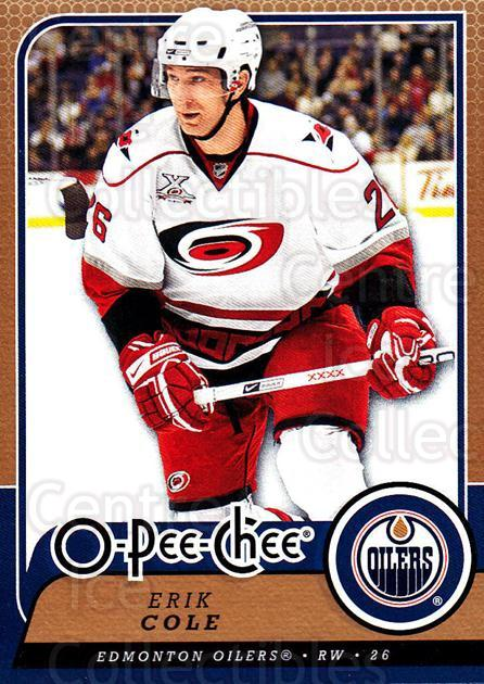 2008-09 O-Pee-chee #294 Erik Cole<br/>6 In Stock - $1.00 each - <a href=https://centericecollectibles.foxycart.com/cart?name=2008-09%20O-Pee-chee%20%23294%20Erik%20Cole...&quantity_max=6&price=$1.00&code=272784 class=foxycart> Buy it now! </a>
