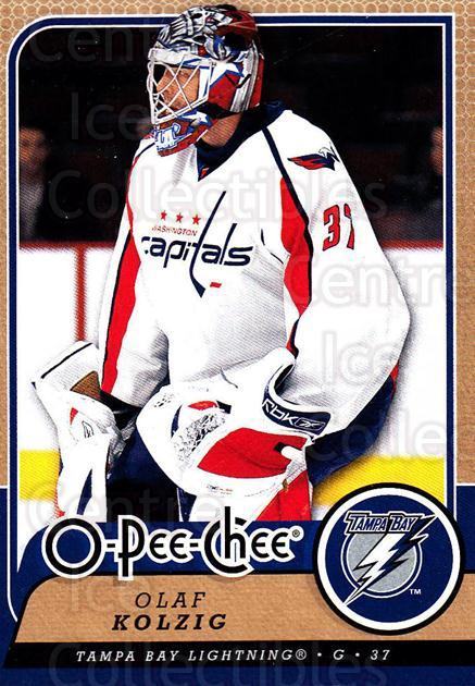 2008-09 O-Pee-chee #317 Olaf Kolzig<br/>6 In Stock - $1.00 each - <a href=https://centericecollectibles.foxycart.com/cart?name=2008-09%20O-Pee-chee%20%23317%20Olaf%20Kolzig...&quantity_max=6&price=$1.00&code=272807 class=foxycart> Buy it now! </a>