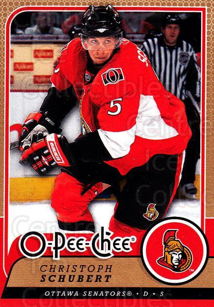 2008-09 O-Pee-chee #341 Christoph Schubert<br/>4 In Stock - $1.00 each - <a href=https://centericecollectibles.foxycart.com/cart?name=2008-09%20O-Pee-chee%20%23341%20Christoph%20Schub...&quantity_max=4&price=$1.00&code=272831 class=foxycart> Buy it now! </a>