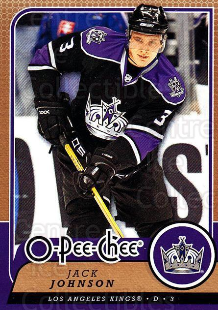 2008-09 O-Pee-chee #359 Jack Johnson<br/>6 In Stock - $1.00 each - <a href=https://centericecollectibles.foxycart.com/cart?name=2008-09%20O-Pee-chee%20%23359%20Jack%20Johnson...&quantity_max=6&price=$1.00&code=272849 class=foxycart> Buy it now! </a>