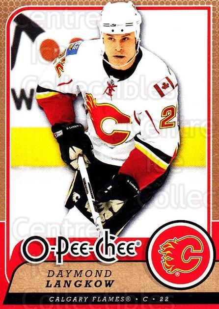 <a href=index.aspx?SetName=2008-09%20O-Pee-chee>2008-09 O-Pee-chee</a> #360 <a href=index.aspx?PlayerName=Daymond%20Langkow> Daymond Langkow</a><br/>5 in stock - $1.00 each - <a href=https://centericecollectibles.foxycart.com/cart?name=2008-09%20O-Pee-chee%20%23360%20Daymond%20Langkow...&price=$1.00&code=272850 class=foxycart> Buy it now! </a>