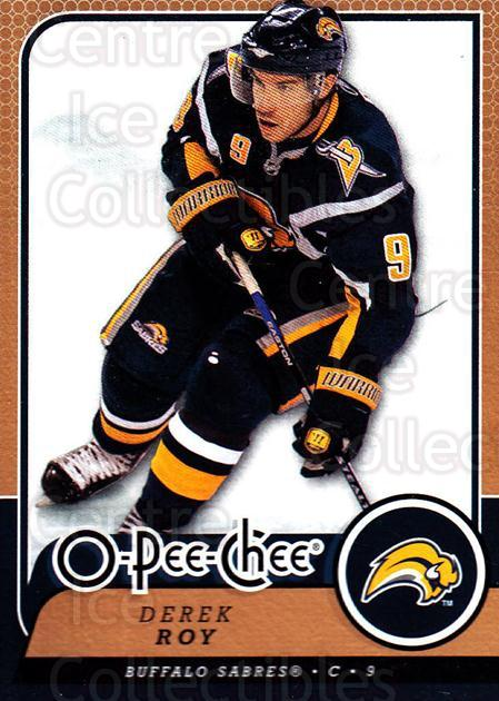 2008-09 O-Pee-chee #391 Derek Roy<br/>6 In Stock - $1.00 each - <a href=https://centericecollectibles.foxycart.com/cart?name=2008-09%20O-Pee-chee%20%23391%20Derek%20Roy...&quantity_max=6&price=$1.00&code=272881 class=foxycart> Buy it now! </a>