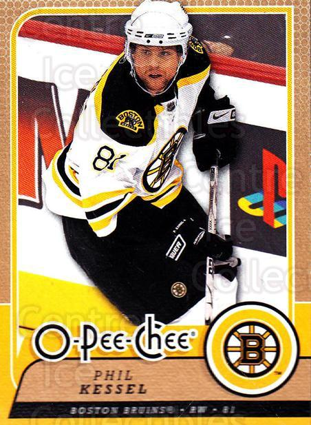 2008-09 O-Pee-chee #392 Phil Kessel<br/>6 In Stock - $1.00 each - <a href=https://centericecollectibles.foxycart.com/cart?name=2008-09%20O-Pee-chee%20%23392%20Phil%20Kessel...&quantity_max=6&price=$1.00&code=272882 class=foxycart> Buy it now! </a>