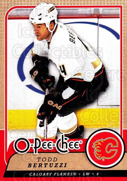 2008-09 O-Pee-chee #412 Todd Bertuzzi<br/>6 In Stock - $1.00 each - <a href=https://centericecollectibles.foxycart.com/cart?name=2008-09%20O-Pee-chee%20%23412%20Todd%20Bertuzzi...&quantity_max=6&price=$1.00&code=272902 class=foxycart> Buy it now! </a>