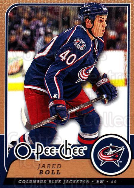 2008-09 O-Pee-chee #465 Jared Boll<br/>4 In Stock - $1.00 each - <a href=https://centericecollectibles.foxycart.com/cart?name=2008-09%20O-Pee-chee%20%23465%20Jared%20Boll...&price=$1.00&code=272955 class=foxycart> Buy it now! </a>