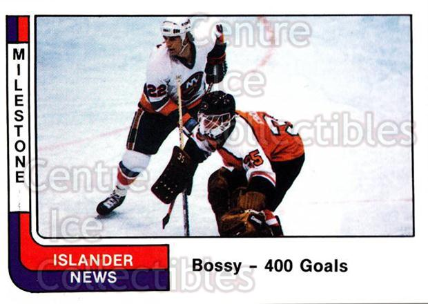 1984-85 New York Islanders News #32 Mike Bossy<br/>6 In Stock - $2.00 each - <a href=https://centericecollectibles.foxycart.com/cart?name=1984-85%20New%20York%20Islanders%20News%20%2332%20Mike%20Bossy...&price=$2.00&code=27296 class=foxycart> Buy it now! </a>