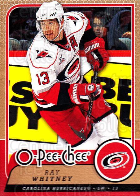2008-09 O-Pee-chee #481 Ray Whitney<br/>6 In Stock - $1.00 each - <a href=https://centericecollectibles.foxycart.com/cart?name=2008-09%20O-Pee-chee%20%23481%20Ray%20Whitney...&quantity_max=6&price=$1.00&code=272971 class=foxycart> Buy it now! </a>