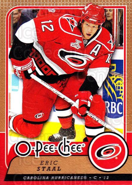 2008-09 O-Pee-chee #487 Eric Staal<br/>6 In Stock - $1.00 each - <a href=https://centericecollectibles.foxycart.com/cart?name=2008-09%20O-Pee-chee%20%23487%20Eric%20Staal...&quantity_max=6&price=$1.00&code=272977 class=foxycart> Buy it now! </a>