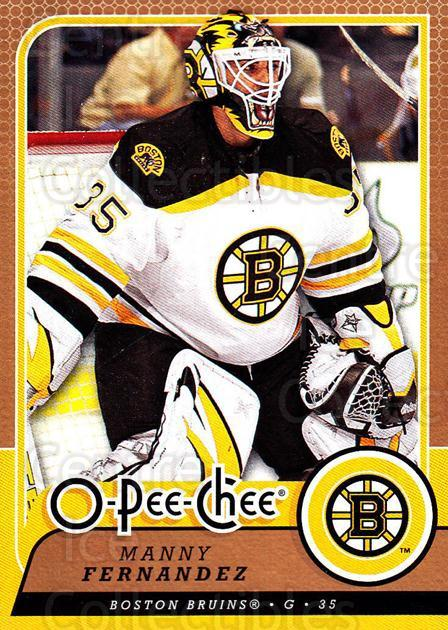 2008-09 O-Pee-chee #490 Manny Fernandez<br/>6 In Stock - $1.00 each - <a href=https://centericecollectibles.foxycart.com/cart?name=2008-09%20O-Pee-chee%20%23490%20Manny%20Fernandez...&quantity_max=6&price=$1.00&code=272980 class=foxycart> Buy it now! </a>