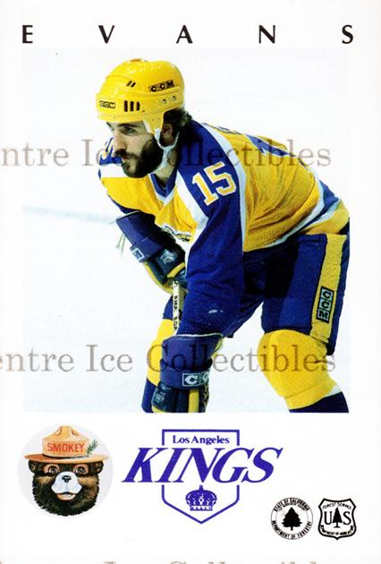 1984-85 Los Angeles Kings Smokey #2 Marcel Dionne<br/>2 In Stock - $3.00 each - <a href=https://centericecollectibles.foxycart.com/cart?name=1984-85%20Los%20Angeles%20Kings%20Smokey%20%232%20Marcel%20Dionne...&quantity_max=2&price=$3.00&code=27315 class=foxycart> Buy it now! </a>