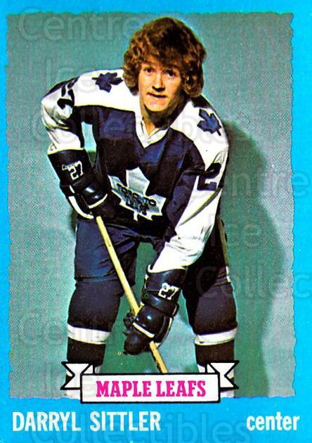1973-74 Topps #132 Darryl Sittler<br/>2 In Stock - $10.00 each - <a href=https://centericecollectibles.foxycart.com/cart?name=1973-74%20Topps%20%23132%20Darryl%20Sittler...&quantity_max=2&price=$10.00&code=273319 class=foxycart> Buy it now! </a>