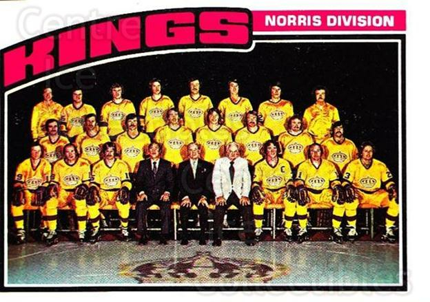 1976-77 Topps #139 Los Angeles Kings, Checklist<br/>6 In Stock - $3.00 each - <a href=https://centericecollectibles.foxycart.com/cart?name=1976-77%20Topps%20%23139%20Los%20Angeles%20Kin...&quantity_max=6&price=$3.00&code=273549 class=foxycart> Buy it now! </a>