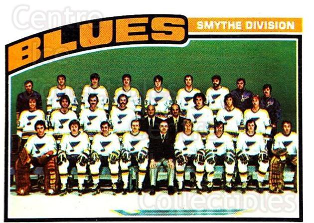 1976-77 Topps #146 St. Louis Blues, Checklist<br/>5 In Stock - $3.00 each - <a href=https://centericecollectibles.foxycart.com/cart?name=1976-77%20Topps%20%23146%20St.%20Louis%20Blues...&quantity_max=5&price=$3.00&code=273556 class=foxycart> Buy it now! </a>
