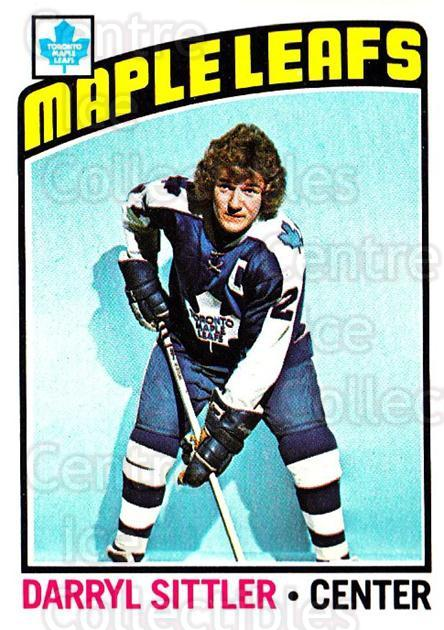 1976-77 Topps #207 Darryl Sittler<br/>1 In Stock - $3.00 each - <a href=https://centericecollectibles.foxycart.com/cart?name=1976-77%20Topps%20%23207%20Darryl%20Sittler...&quantity_max=1&price=$3.00&code=273617 class=foxycart> Buy it now! </a>