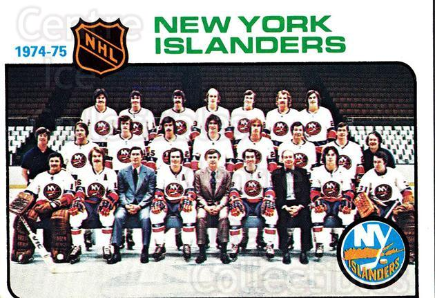 1975-76 Topps #92 New York Islanders, Checklist<br/>1 In Stock - $2.00 each - <a href=https://centericecollectibles.foxycart.com/cart?name=1975-76%20Topps%20%2392%20New%20York%20Island...&quantity_max=1&price=$2.00&code=273766 class=foxycart> Buy it now! </a>