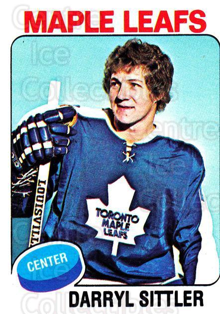 1975-76 Topps #150 Darryl Sittler<br/>4 In Stock - $3.00 each - <a href=https://centericecollectibles.foxycart.com/cart?name=1975-76%20Topps%20%23150%20Darryl%20Sittler...&quantity_max=4&price=$3.00&code=273824 class=foxycart> Buy it now! </a>