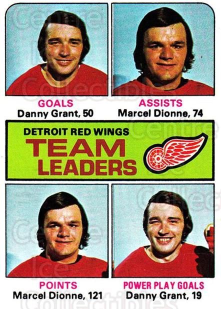 1975-76 Topps #318 Danny Grant, Marcel Dionne<br/>2 In Stock - $2.00 each - <a href=https://centericecollectibles.foxycart.com/cart?name=1975-76%20Topps%20%23318%20Danny%20Grant,%20Ma...&quantity_max=2&price=$2.00&code=273992 class=foxycart> Buy it now! </a>