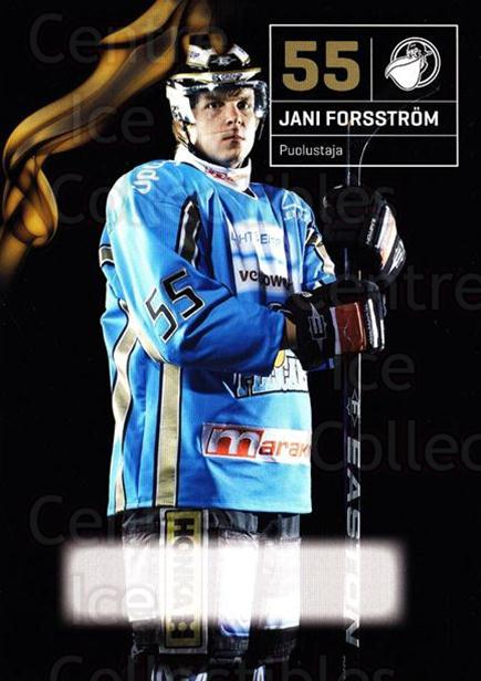 2010-11 Finnish Pelicans Postcards #21 Jani Forsstrom<br/>3 In Stock - $3.00 each - <a href=https://centericecollectibles.foxycart.com/cart?name=2010-11%20Finnish%20Pelicans%20Postcards%20%2321%20Jani%20Forsstrom...&quantity_max=3&price=$3.00&code=274529 class=foxycart> Buy it now! </a>