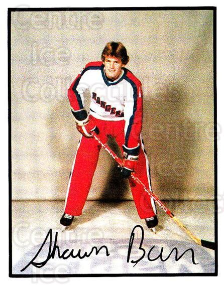 1983-84 Kitchener Rangers #18 Shawn Burr<br/>3 In Stock - $3.00 each - <a href=https://centericecollectibles.foxycart.com/cart?name=1983-84%20Kitchener%20Rangers%20%2318%20Shawn%20Burr...&quantity_max=3&price=$3.00&code=27525 class=foxycart> Buy it now! </a>