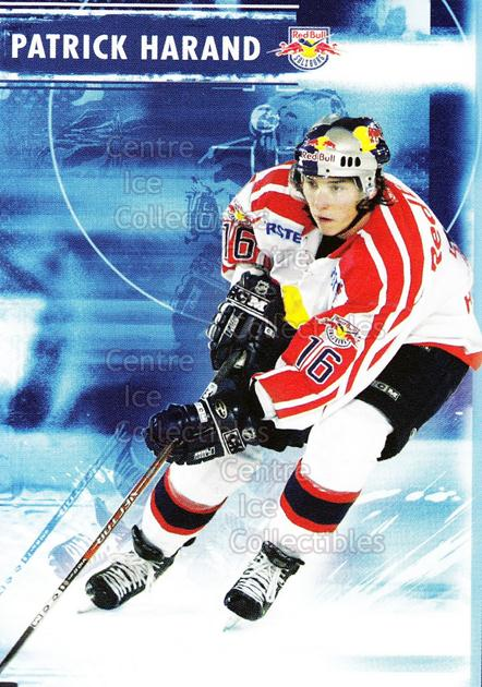 2006-07 Austrian EC Red Bull Salzburg #7 Patrick Harand<br/>2 In Stock - $3.00 each - <a href=https://centericecollectibles.foxycart.com/cart?name=2006-07%20Austrian%20EC%20Red%20Bull%20Salzburg%20%237%20Patrick%20Harand...&quantity_max=2&price=$3.00&code=275996 class=foxycart> Buy it now! </a>