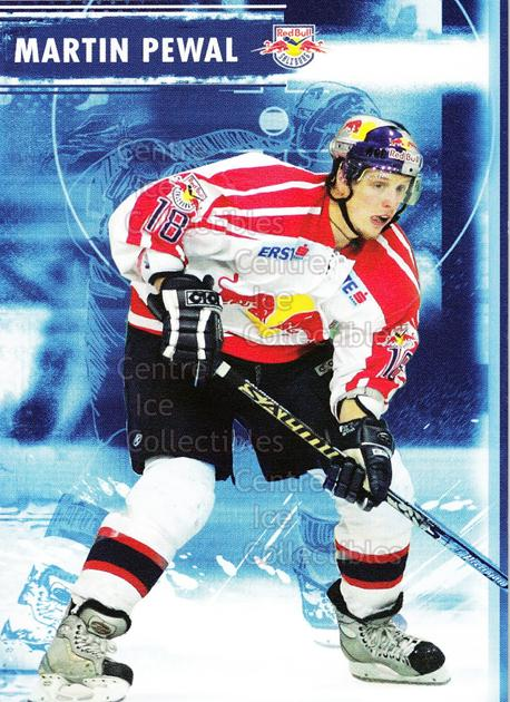 2006-07 Austrian EC Red Bull Salzburg #18 Martin Pewal<br/>2 In Stock - $3.00 each - <a href=https://centericecollectibles.foxycart.com/cart?name=2006-07%20Austrian%20EC%20Red%20Bull%20Salzburg%20%2318%20Martin%20Pewal...&quantity_max=2&price=$3.00&code=275998 class=foxycart> Buy it now! </a>