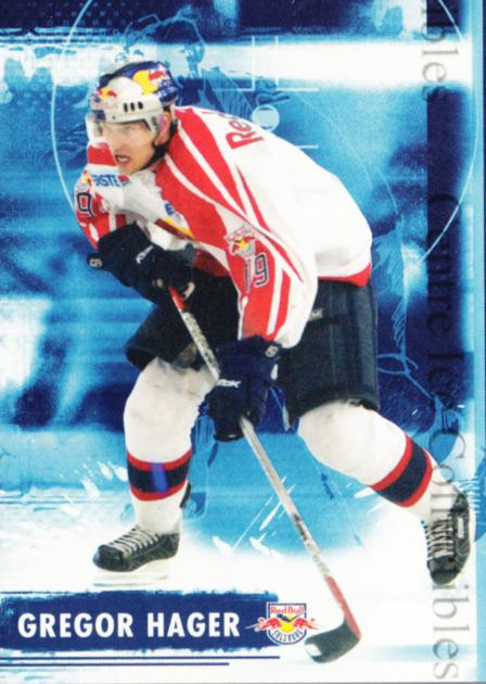 2006-07 Austrian EC Red Bull Salzburg #6 Gregor Hager<br/>1 In Stock - $3.00 each - <a href=https://centericecollectibles.foxycart.com/cart?name=2006-07%20Austrian%20EC%20Red%20Bull%20Salzburg%20%236%20Gregor%20Hager...&quantity_max=1&price=$3.00&code=275999 class=foxycart> Buy it now! </a>