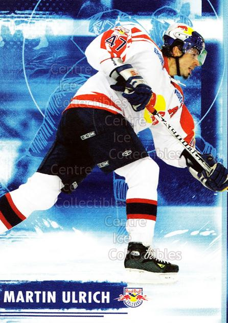 2006-07 Austrian EC Red Bull Salzburg #23 Martin Ulrich<br/>2 In Stock - $3.00 each - <a href=https://centericecollectibles.foxycart.com/cart?name=2006-07%20Austrian%20EC%20Red%20Bull%20Salzburg%20%2323%20Martin%20Ulrich...&quantity_max=2&price=$3.00&code=276006 class=foxycart> Buy it now! </a>