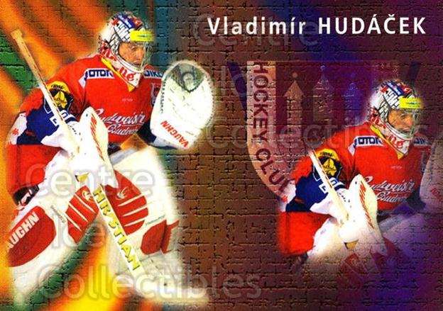 2003-04 Czech OFS Goals-Against Leaders #13 Vladimir Hudacek<br/>1 In Stock - $2.00 each - <a href=https://centericecollectibles.foxycart.com/cart?name=2003-04%20Czech%20OFS%20Goals-Against%20Leaders%20%2313%20Vladimir%20Hudace...&quantity_max=1&price=$2.00&code=276185 class=foxycart> Buy it now! </a>