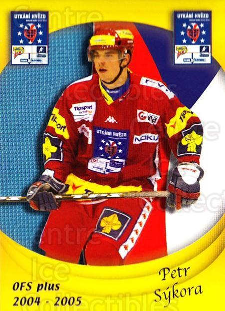 2004-05 Czech OFS Czech/Slovak AS Game #19 Petr Sykora<br/>1 In Stock - $2.00 each - <a href=https://centericecollectibles.foxycart.com/cart?name=2004-05%20Czech%20OFS%20Czech/Slovak%20AS%20Game%20%2319%20Petr%20Sykora...&quantity_max=1&price=$2.00&code=276199 class=foxycart> Buy it now! </a>