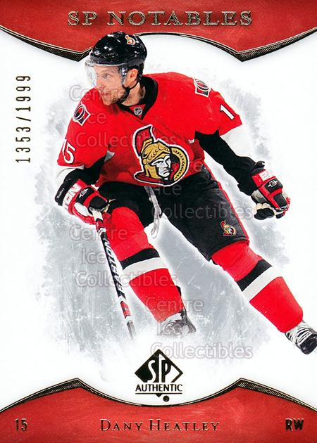 2007-08 SP Authentic #122 Dany Heatley<br/>4 In Stock - $2.00 each - <a href=https://centericecollectibles.foxycart.com/cart?name=2007-08%20SP%20Authentic%20%23122%20Dany%20Heatley...&quantity_max=4&price=$2.00&code=276474 class=foxycart> Buy it now! </a>