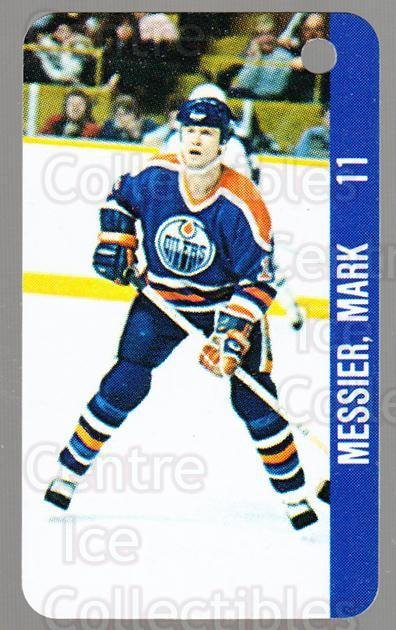 1983-84 NHL Key Tags #37 Glenn Anderson, Mark Messier<br/>11 In Stock - $2.00 each - <a href=https://centericecollectibles.foxycart.com/cart?name=1983-84%20NHL%20Key%20Tags%20%2337%20Glenn%20Anderson,...&quantity_max=11&price=$2.00&code=27660 class=foxycart> Buy it now! </a>