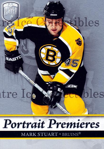2006-07 Be A Player Portraits #102 Mark Stuart<br/>13 In Stock - $2.00 each - <a href=https://centericecollectibles.foxycart.com/cart?name=2006-07%20Be%20A%20Player%20Portraits%20%23102%20Mark%20Stuart...&quantity_max=13&price=$2.00&code=276614 class=foxycart> Buy it now! </a>