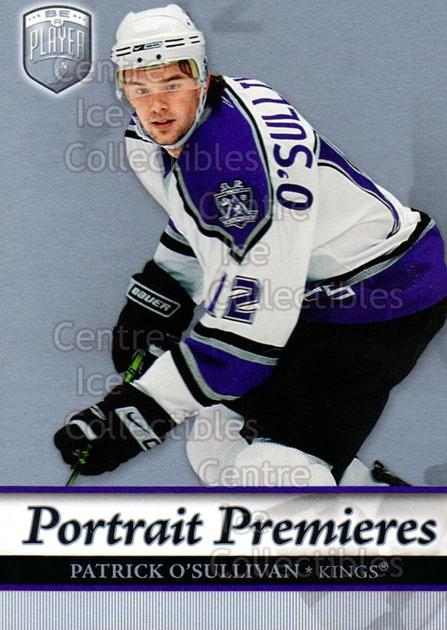 2006-07 Be A Player Portraits #105 Patrick O'Sullivan<br/>15 In Stock - $2.00 each - <a href=https://centericecollectibles.foxycart.com/cart?name=2006-07%20Be%20A%20Player%20Portraits%20%23105%20Patrick%20O'Sulli...&quantity_max=15&price=$2.00&code=276617 class=foxycart> Buy it now! </a>