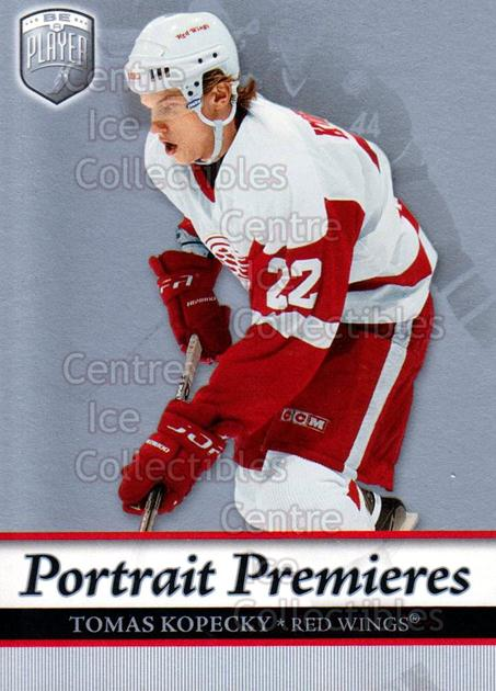 2006-07 Be A Player Portraits #106 Tomas Kopecky<br/>13 In Stock - $2.00 each - <a href=https://centericecollectibles.foxycart.com/cart?name=2006-07%20Be%20A%20Player%20Portraits%20%23106%20Tomas%20Kopecky...&quantity_max=13&price=$2.00&code=276618 class=foxycart> Buy it now! </a>
