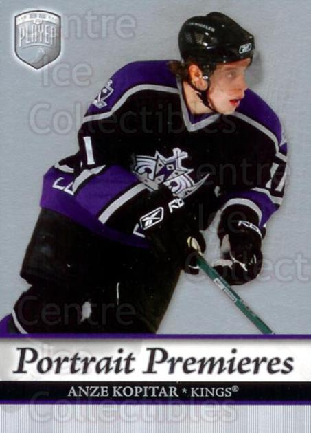 2006-07 Be A Player Portraits #115 Anze Kopitar<br/>2 In Stock - $5.00 each - <a href=https://centericecollectibles.foxycart.com/cart?name=2006-07%20Be%20A%20Player%20Portraits%20%23115%20Anze%20Kopitar...&quantity_max=2&price=$5.00&code=276627 class=foxycart> Buy it now! </a>