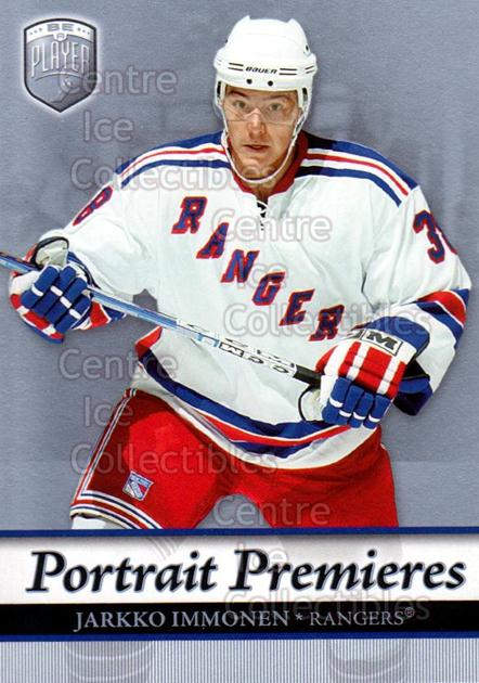2006-07 Be A Player Portraits #116 Jarkko Immonen<br/>12 In Stock - $2.00 each - <a href=https://centericecollectibles.foxycart.com/cart?name=2006-07%20Be%20A%20Player%20Portraits%20%23116%20Jarkko%20Immonen...&quantity_max=12&price=$2.00&code=276628 class=foxycart> Buy it now! </a>