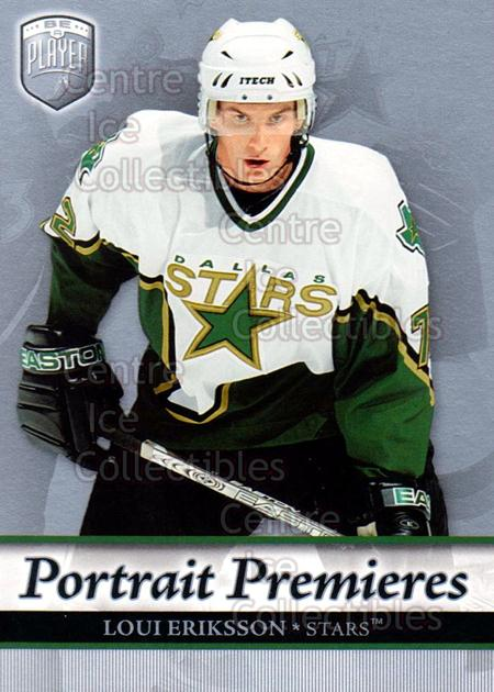 2006-07 Be A Player Portraits #126 Loui Eriksson<br/>12 In Stock - $2.00 each - <a href=https://centericecollectibles.foxycart.com/cart?name=2006-07%20Be%20A%20Player%20Portraits%20%23126%20Loui%20Eriksson...&quantity_max=12&price=$2.00&code=276638 class=foxycart> Buy it now! </a>