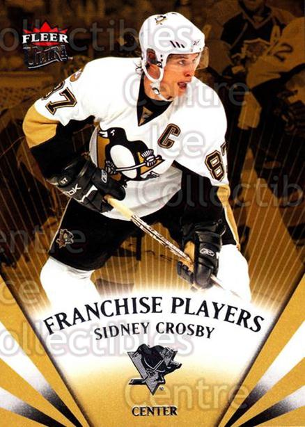 2008-09 Ultra Franchise Players #10 Sidney Crosby<br/>2 In Stock - $5.00 each - <a href=https://centericecollectibles.foxycart.com/cart?name=2008-09%20Ultra%20Franchise%20Players%20%2310%20Sidney%20Crosby...&price=$5.00&code=276702 class=foxycart> Buy it now! </a>