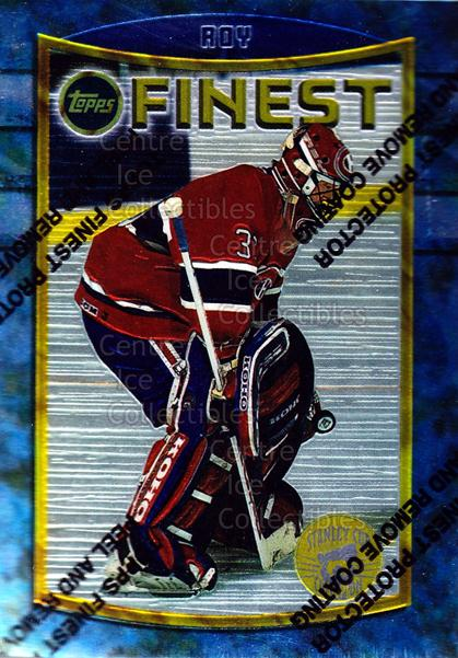 1994-95 Finest Super Team Winner Redeemed #30 Patrick Roy<br/>2 In Stock - $10.00 each - <a href=https://centericecollectibles.foxycart.com/cart?name=1994-95%20Finest%20Super%20Team%20Winner%20Redeemed%20%2330%20Patrick%20Roy...&price=$10.00&code=276868 class=foxycart> Buy it now! </a>