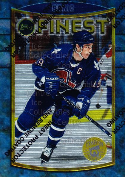 1994-95 Finest Super Team Winner Redeemed #69 Joe Sakic<br/>3 In Stock - $3.00 each - <a href=https://centericecollectibles.foxycart.com/cart?name=1994-95%20Finest%20Super%20Team%20Winner%20Redeemed%20%2369%20Joe%20Sakic...&price=$3.00&code=276876 class=foxycart> Buy it now! </a>