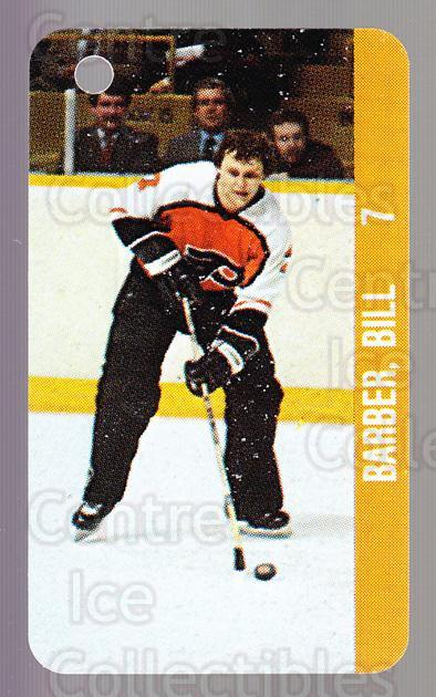 1983-84 NHL Key Tags #95 Bill Barber, Miroslav Dvorak<br/>1 In Stock - $2.00 each - <a href=https://centericecollectibles.foxycart.com/cart?name=1983-84%20NHL%20Key%20Tags%20%2395%20Bill%20Barber,%20Mi...&quantity_max=1&price=$2.00&code=27715 class=foxycart> Buy it now! </a>