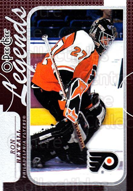 2008-09 O-Pee-chee #572 Ron Hextall<br/>2 In Stock - $2.00 each - <a href=https://centericecollectibles.foxycart.com/cart?name=2008-09%20O-Pee-chee%20%23572%20Ron%20Hextall...&quantity_max=2&price=$2.00&code=277502 class=foxycart> Buy it now! </a>