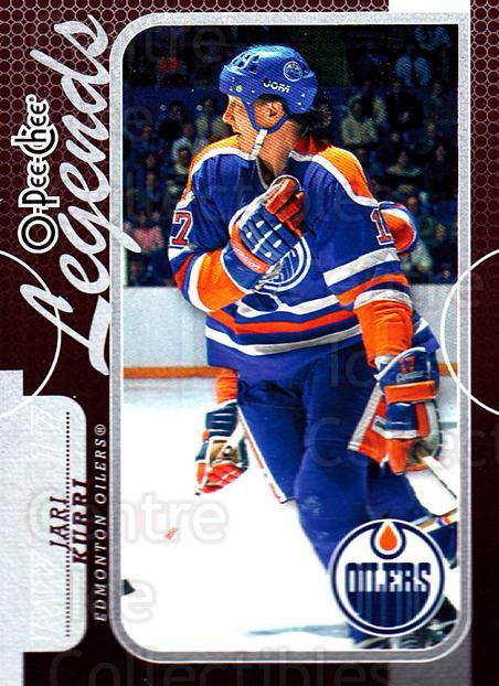 2008-09 O-Pee-chee #591 Jari Kurri<br/>3 In Stock - $2.00 each - <a href=https://centericecollectibles.foxycart.com/cart?name=2008-09%20O-Pee-chee%20%23591%20Jari%20Kurri...&quantity_max=3&price=$2.00&code=277521 class=foxycart> Buy it now! </a>