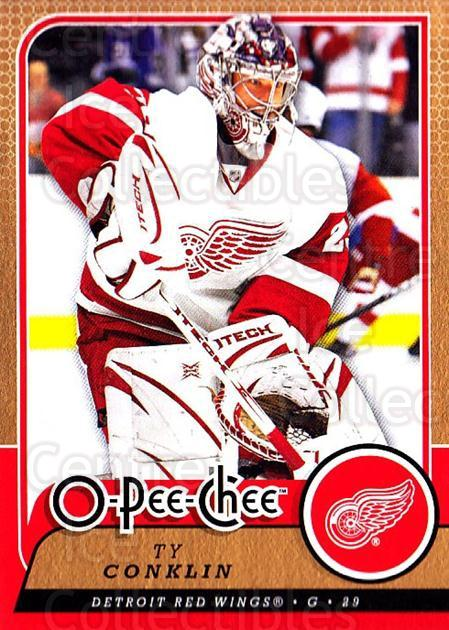 2008-09 O-Pee-chee #627 Ty Conklin<br/>1 In Stock - $1.00 each - <a href=https://centericecollectibles.foxycart.com/cart?name=2008-09%20O-Pee-chee%20%23627%20Ty%20Conklin...&quantity_max=1&price=$1.00&code=277557 class=foxycart> Buy it now! </a>