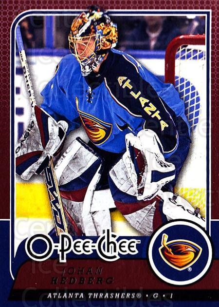 2008-09 O-Pee-chee #706 Johan Hedberg<br/>1 In Stock - $1.00 each - <a href=https://centericecollectibles.foxycart.com/cart?name=2008-09%20O-Pee-chee%20%23706%20Johan%20Hedberg...&quantity_max=1&price=$1.00&code=277636 class=foxycart> Buy it now! </a>