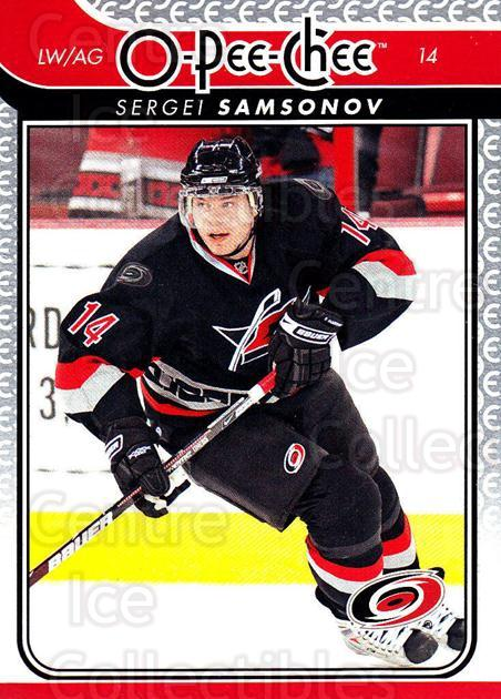 2009-10 O-pee-chee #4 Sergei Samsonov<br/>3 In Stock - $1.00 each - <a href=https://centericecollectibles.foxycart.com/cart?name=2009-10%20O-pee-chee%20%234%20Sergei%20Samsonov...&quantity_max=3&price=$1.00&code=278346 class=foxycart> Buy it now! </a>