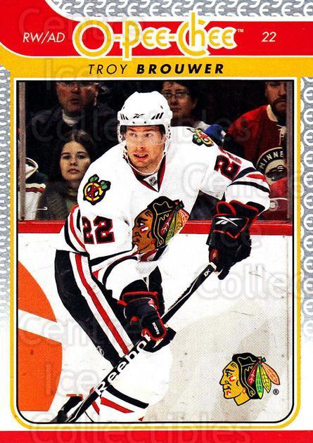 2009-10 O-pee-chee #5 Troy Brouwer<br/>2 In Stock - $1.00 each - <a href=https://centericecollectibles.foxycart.com/cart?name=2009-10%20O-pee-chee%20%235%20Troy%20Brouwer...&quantity_max=2&price=$1.00&code=278347 class=foxycart> Buy it now! </a>