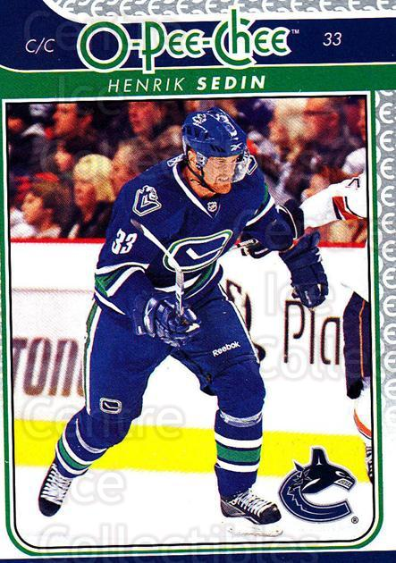 2009-10 O-pee-chee #17 Henrik Sedin<br/>2 In Stock - $2.00 each - <a href=https://centericecollectibles.foxycart.com/cart?name=2009-10%20O-pee-chee%20%2317%20Henrik%20Sedin...&quantity_max=2&price=$2.00&code=278359 class=foxycart> Buy it now! </a>