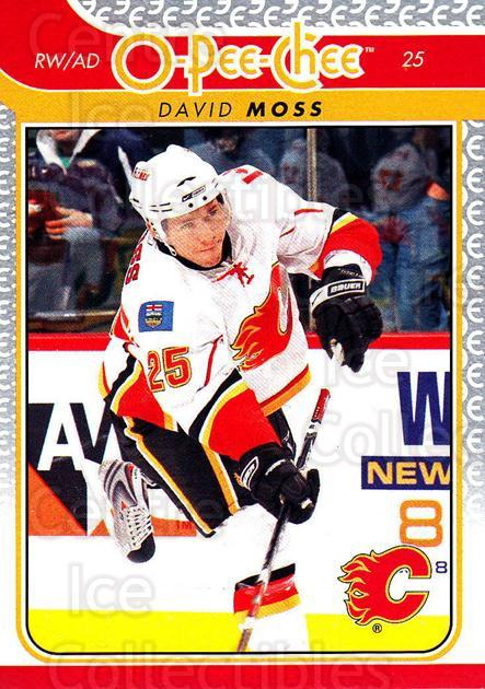 2009-10 O-pee-chee #22 David Moss<br/>4 In Stock - $1.00 each - <a href=https://centericecollectibles.foxycart.com/cart?name=2009-10%20O-pee-chee%20%2322%20David%20Moss...&quantity_max=4&price=$1.00&code=278364 class=foxycart> Buy it now! </a>